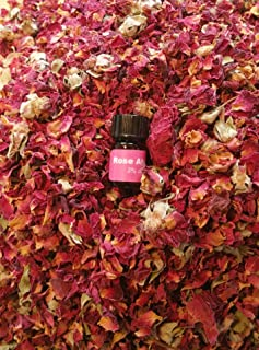 Best edible rose petals whole foods Reviews