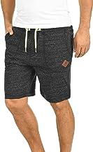 !Solid Aris Herren Sweatshorts Kurze Hose Jogginghose mit Melierung und Kordel Regular Fit