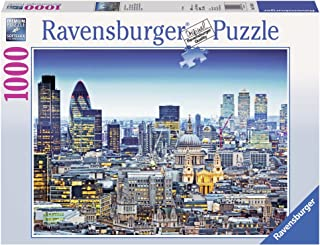 Ravensburger Above London's Roofs Puzzle 1000pc,Adult Puzzles
