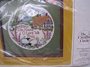 House Blessing Cross Stitch Kit