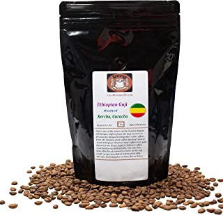 Sponsored Ad - Revocup Guji Coffee, Ethiopian Guji Coffee Beans Whole, Washed Whole Bean Coffee Light Roast, Specialty Gra...