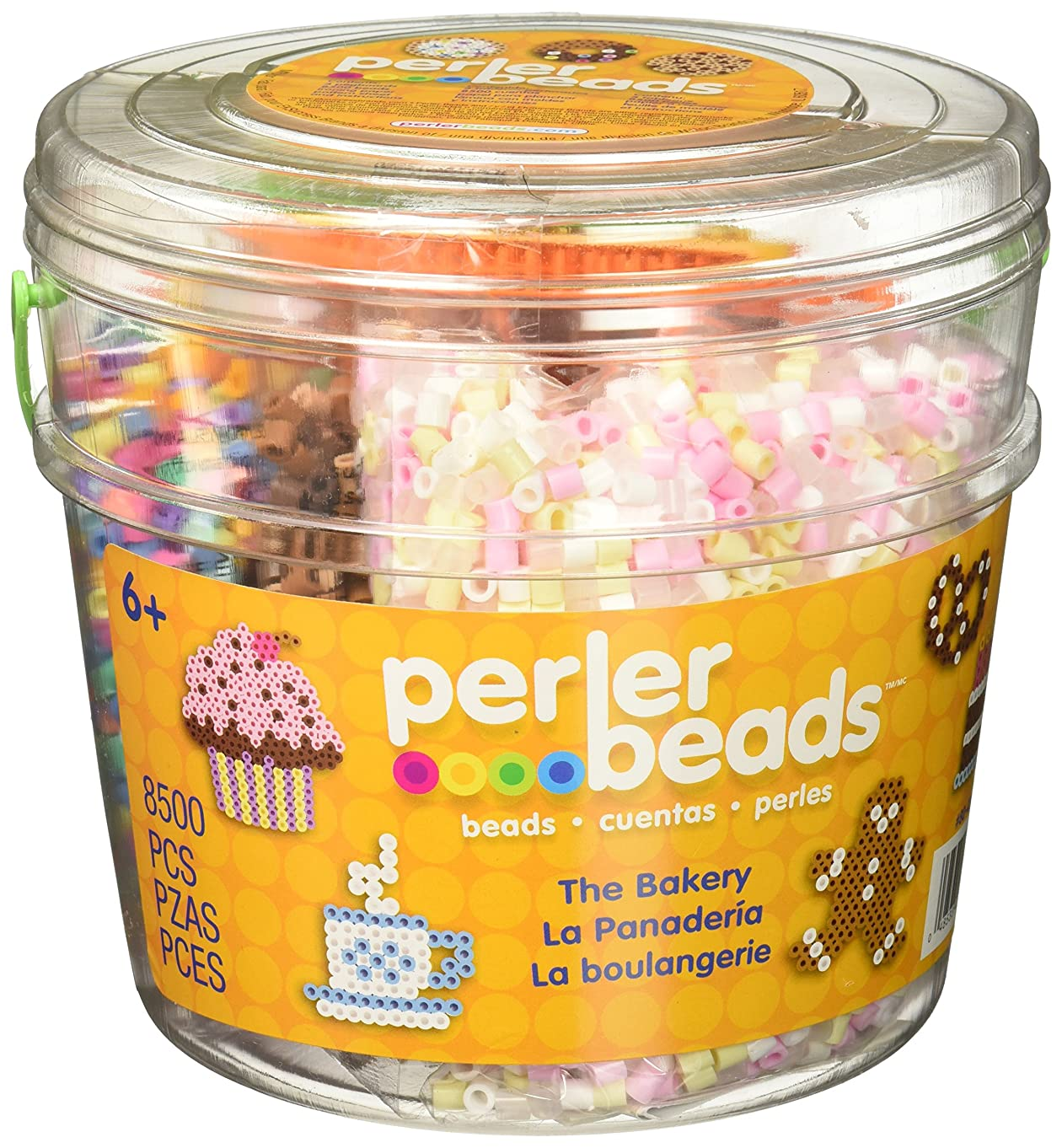 Perler Beads Bakery Fused Bead Activity Bucket_80-42846