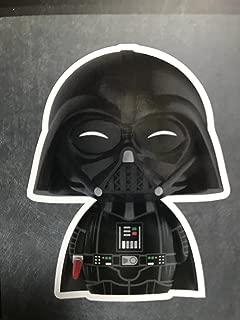Limited Edition Disney Star Wars Dorbz _Darth Vader Vinyl (003)