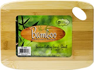 Home Expressions Natural Bamboo Small Cutting Board 7.75