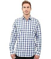 BUGATCHI - Parima Classic Fit Long Sleeve Woven Shirt