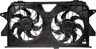 TYC Dual Radiator and Condenser Fan Assembly for 2005-2007 Chrysler Town /& tb