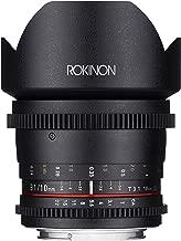 Rokinon Cine CV10M-N 10mm T3.1 Cine Wide Angle Lens for Nikon (DX) Cameras