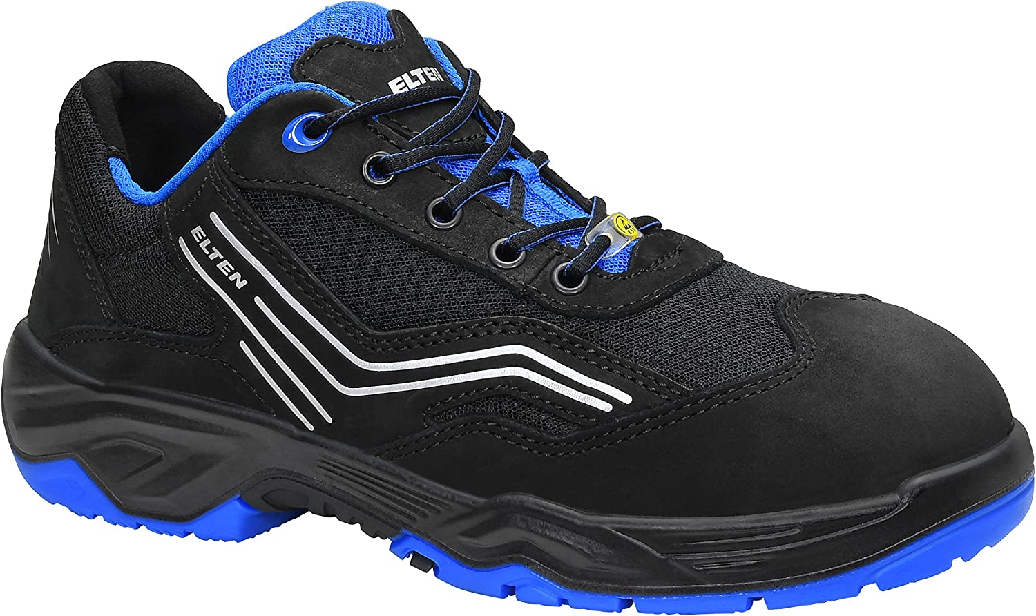 Elten 72733-36 Size 36 S1  Ambition bluee Low  Safety shoes - Multi-Colour - EN safety certified