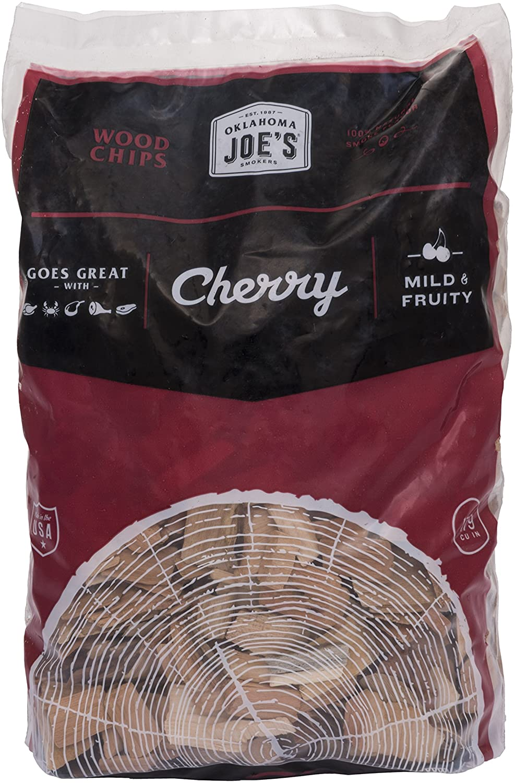 Oklahoma Joe's Cherry Max 55% OFF Wood 2-Pound Chips Smoker Many popular brands Bag