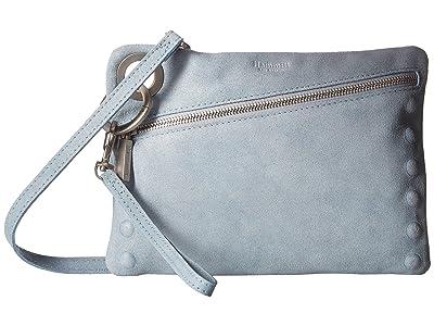 Hammitt Nash Large (Tower Buffed/Brushed Silver) Handbags