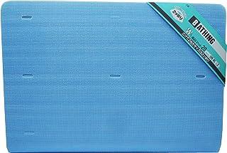 オーエ Wサイズ 風呂マット20 ブルー