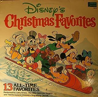 1979 Disney's Christmas Favorites: Disneyland Records