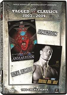Armageddon 03/Royal Rumble 04: Tagged Classics