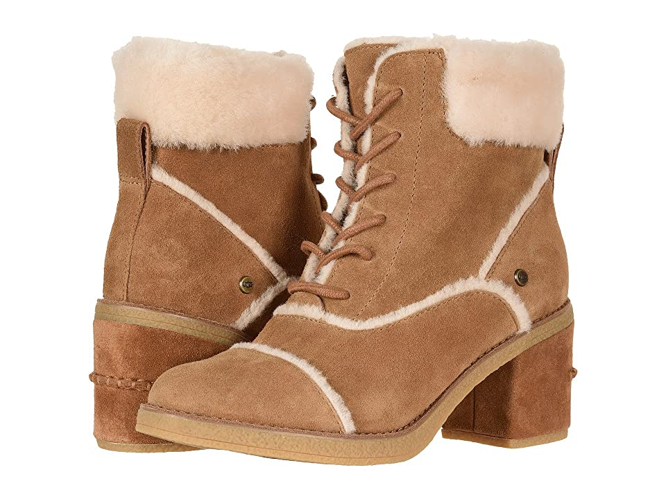 UGG Esterly Boot (Chestnut) Women