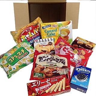 RAIJIN/お菓子の詰め合わせ オレオ カントリーマアム等 お菓子セット (準チョコ・ビスケットA)