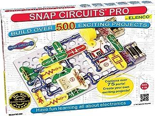 S.T.E.A.M. Line Toys Elenco Snap Circuits Pro - 500 Experiments New