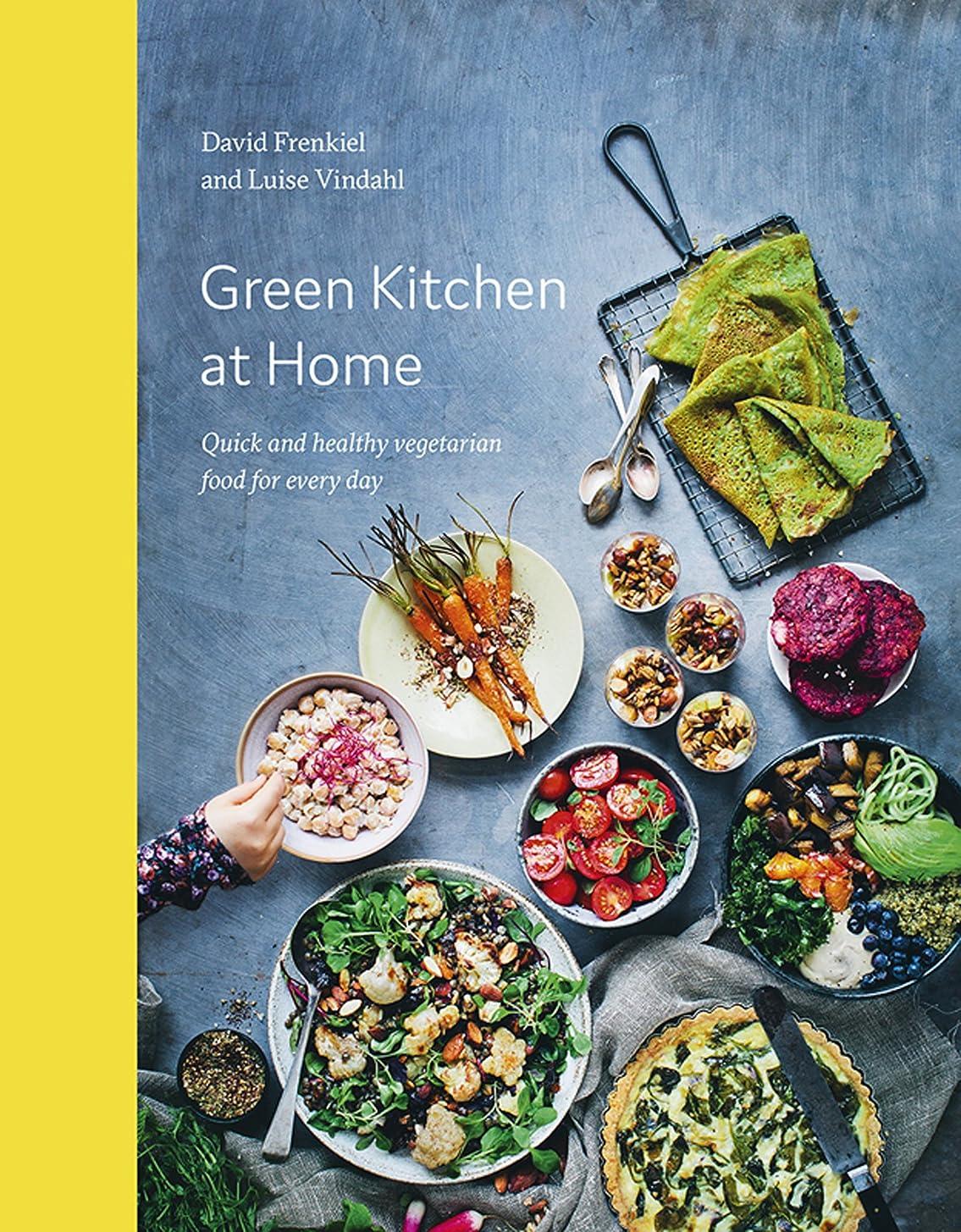 オンス歩き回るジュースGreen Kitchen at Home (English Edition)