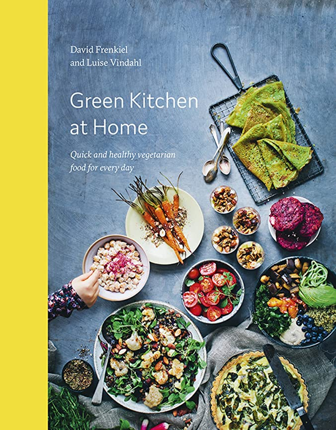 Green Kitchen at Home (English Edition)