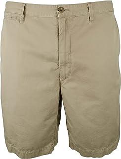 c1cd639254 Polo Ralph Lauren Mens Big & Tall Twill Classic Fit Khaki Shorts