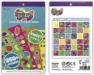 kangaru Twixie Scented Sticker Book, Multi-Colour, 2835