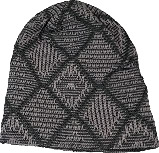 5ab Enterprises Winter Beanie Hat Warm Knit Hat Thick Knit Skull Cap for Men Women