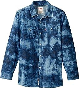 Dress Blues Tie-Dye