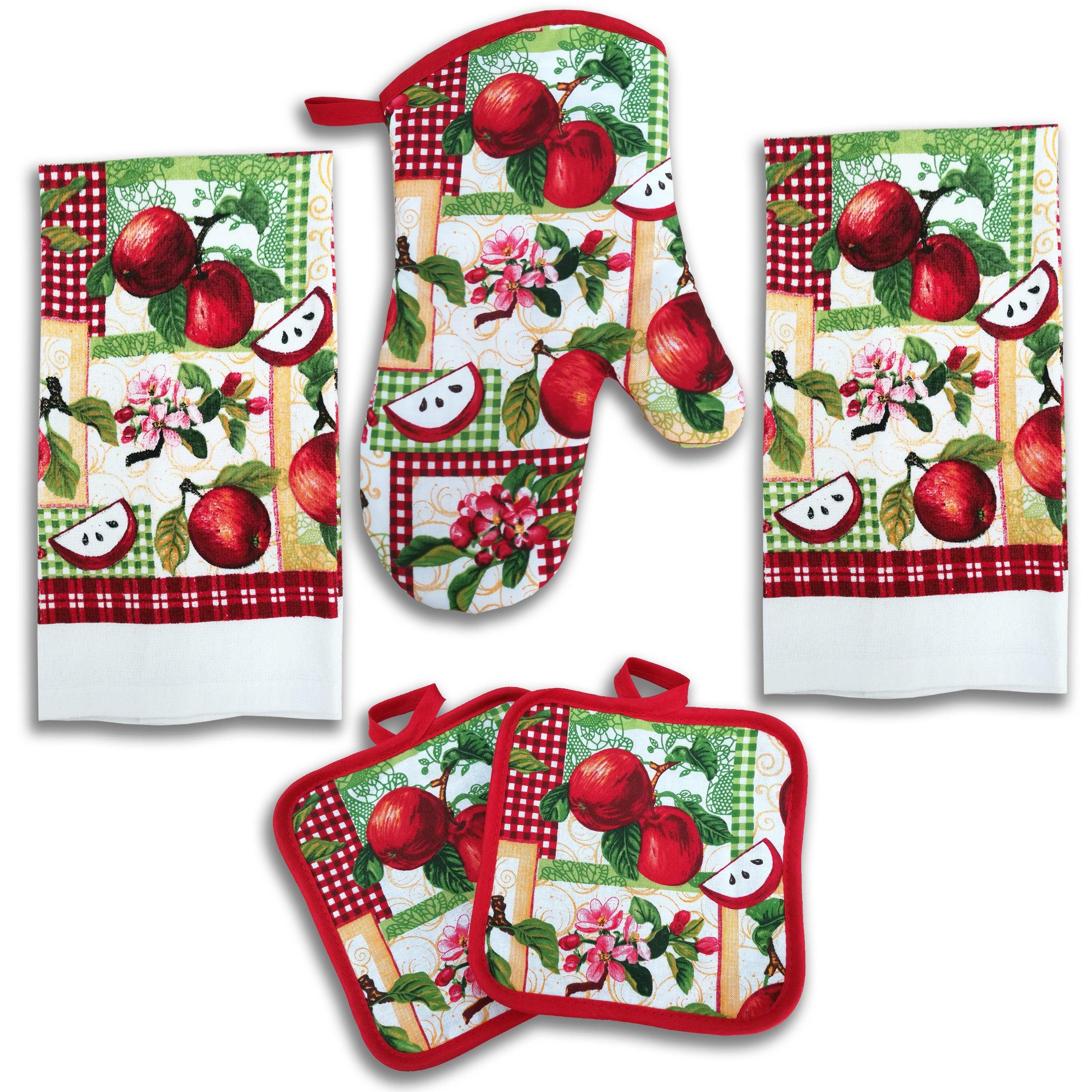 Apple Kitchen Decor Piece Linen