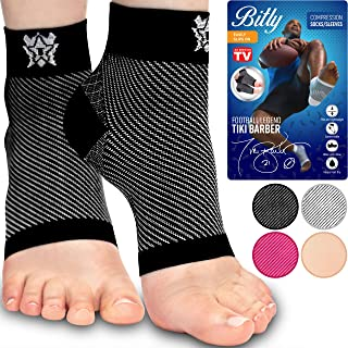Plantar Fasciitis Socks, Compression Foot Sleeves with...