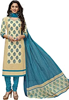 Women's Salwar Suit Set with Dupatta