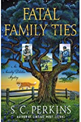 Fatal Family Ties: An Ancestry Detective Mystery Kindle Edition