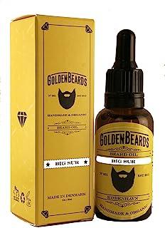Golden Beards - Aceite de Argan y Jojoba Hidratante Orgá