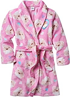 AME Doc McStuffins Fleece Robe Girls (M 7/8)
