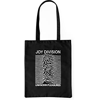 LaMAGLIERIA Bolsa de tela Joy Division - tote bag shopping bag 100 ...