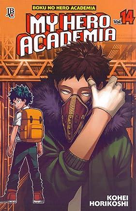 My Hero Academia. Boku no Hero - Volume 14