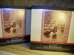 Les Misérables Unabridged 51 Audio Cds Part One and Part Two (PART 1 and PART 2)