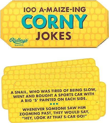 Really funny but cheesy jokes
