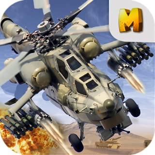 Apache Gunship Heli Battle 3D