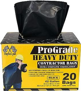 heavy duty builders rubble bags