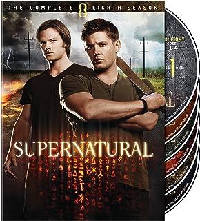 Supernatural: The Complete Eighth Season (Sous-titres franais) [Import]
