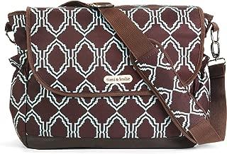timi & leslie Messenger Bag, Sahara Brown (Discontinued by Manufacturer)