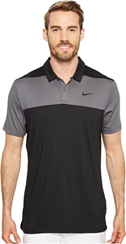 Nike Golf Color Block Dry Polo