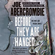joe abercrombie audiobook