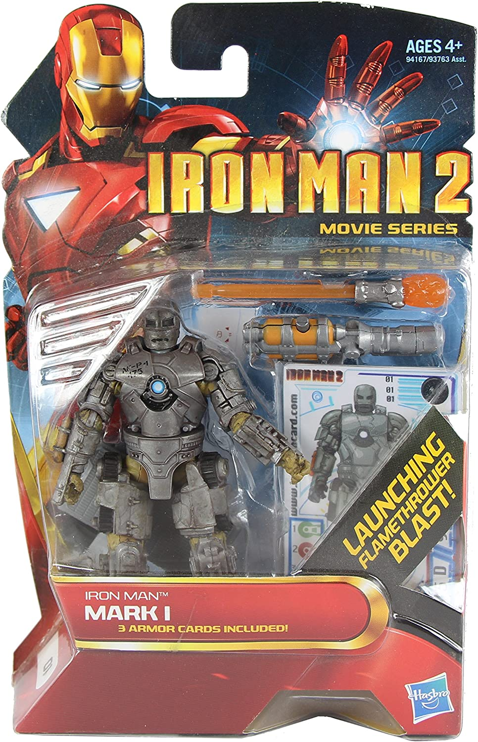 Iron Man 2 Movie Figure Iron Man Mark I