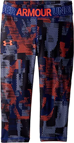 HeatGear® Armour Novelty Capris (Big Kids)