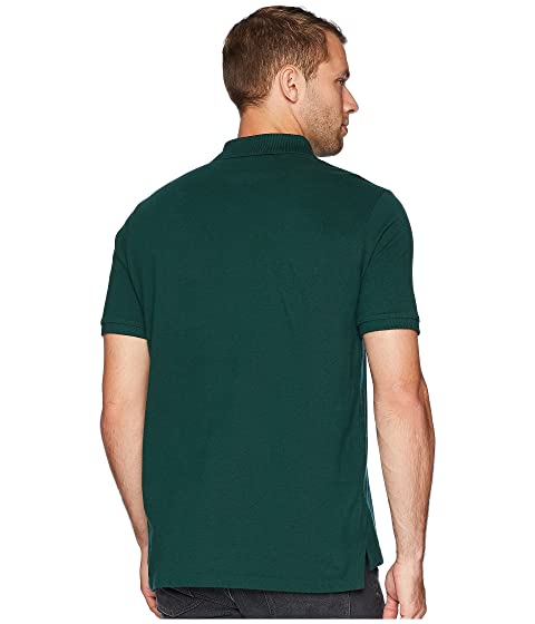 Green Classic Polo Lauren Ralph College Polo Fit ggWAUaO