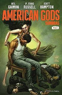 American Gods Sombras nº 06/09 (Biblioteca Neil Gaiman)
