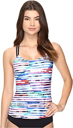 Perfect Alignment Third Eye 2 Tankini Top