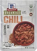 McCormick Organic Gluten Free, Chili Seasoning, 1.25 Ounce (Pack of 6)
