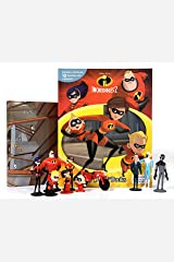 Disney/Pixar The Incredibles 2 My Busy Book Board book