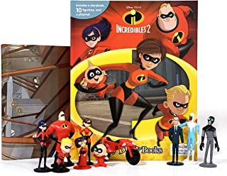 Phidal-Disney The Incredibles 2 My Busy Books - Multi color